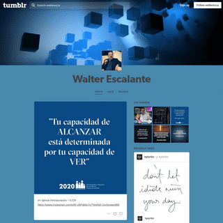 Walter Escalante