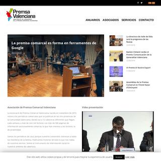 Premsa Valenciana – Premsa Valenciana
