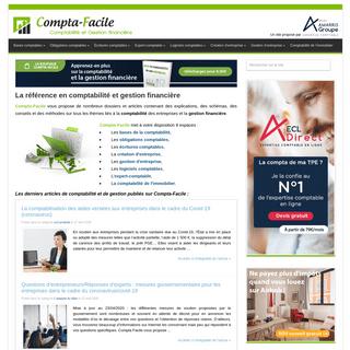 Compta-Facile - La référence en comptabilité