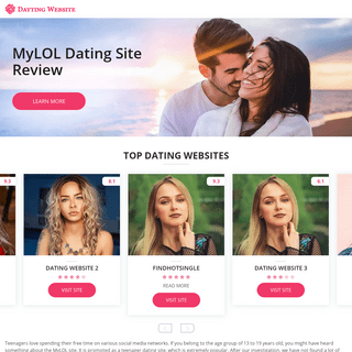 MyLOL Dating Site Review - mylol.reviews