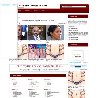 One Sublime Directory .com