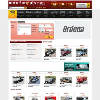 CLASIFICADOS Venta de Autos Carros Camionetas Suv Camiones Motocicletas Pick Up Jeep Mini Van