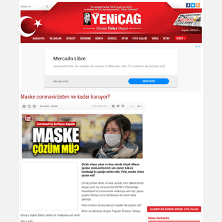 Maske coronavirüsten ne kadar koruyor-