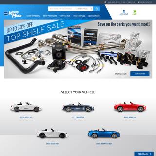Mazda MX-5 Miata Parts and Accessories - MossMiata