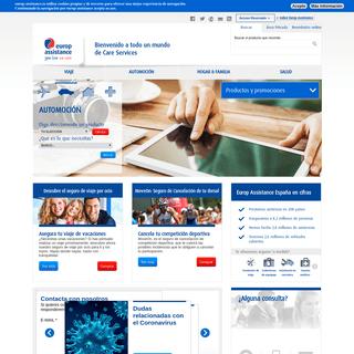 Europ Assistance - Seguros de Viaje