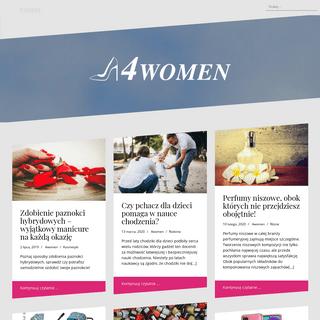 Blog kobiecy, domowy, biznesowy - Tylko dla kobiet