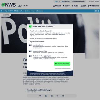 Parket onderzoekt massale vechtpartij tussen jongeren in Londerzeel - VRT NWS