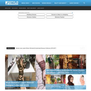 Stylo Planet - Fashion Blog & Lifestyle Portal