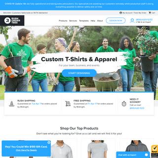 ArchiveBay.com - rushordertees.com - Custom T-Shirts Fast, Design Online - RushOrderTees.com™