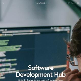 Software Development Company in Barcelona, Spain - Apiumhub