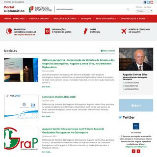 Portal Diplomático