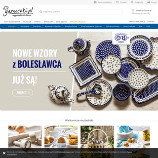 Markowe wyposażenie kuchni, domu i ogrodu - Garneczki.pl