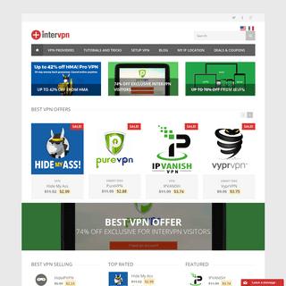 Buy Cheap VPN - Best VPN Providers - Free VPN - InterVPN