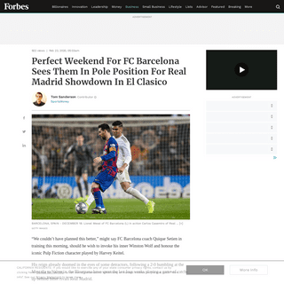 ArchiveBay.com - www.forbes.com/sites/tomsanderson/2020/02/23/perfect-weekend-for-fc-barcelona-sees-them-in-pole-position-for-real-madrid-showdown-in-el-clasico/ - Perfect Weekend For FC Barcelona Sees Them In Pole Position For Real Madrid Showdown In El Clasico