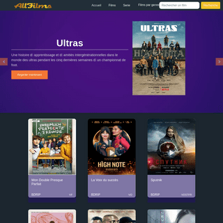 Allfilms Regarder - Télécharger 100- Gratuit et sans inscription