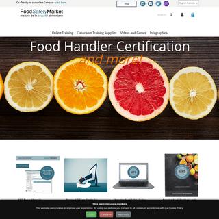 ArchiveBay.com - foodsafetymarket.com - FoodSafetyMarket