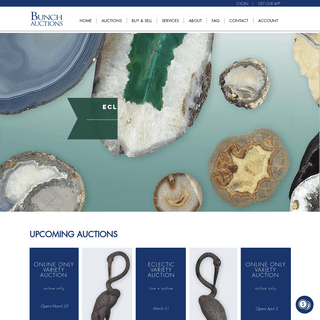 William Bunch Auctions & Appraisals - Auction House & Antiques Gallery