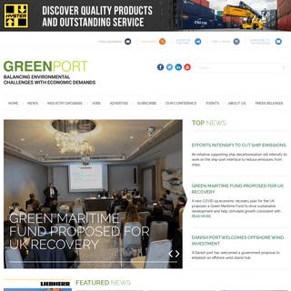 GreenPort - Home