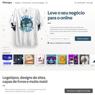 Logos, Site, Design Gráfico & Mais. - 99designs