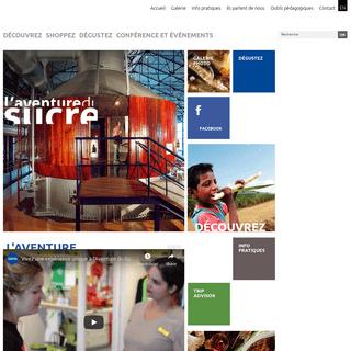 L'Aventure du Sucre, Île Maurice - Musée, Restaurant, Boutique