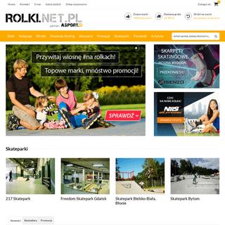 Rolki i łyżworolki - Roces, Rollerblade, Tempish, K2 - Sklep