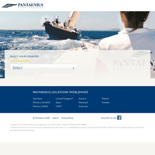 Pantaenius Yacht