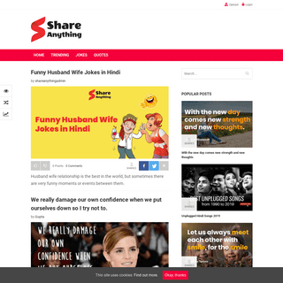 ShareAnyThing -