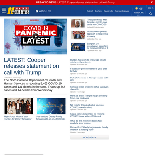 ABC11 WTVD Raleigh-Durham, North Carolina News and Weather