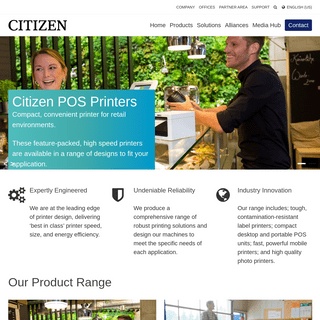 Home- Citizen Systems