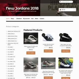 ArchiveBay.com - newjordans2018.com - New Jordans 2018 – The newest of nike & jordan and adidas in 2017-2018 for sale