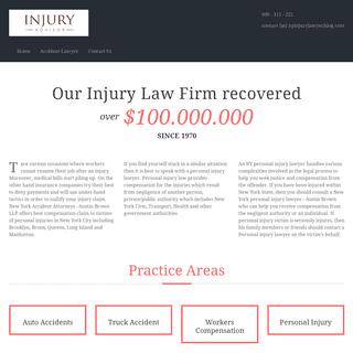 NY Personal Injury Lawyer Blog - nyinjurylawyerblog.com
