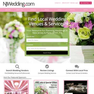 ArchiveBay.com - njwedding.com - NJ Wedding Venues, Photographers, DJs & More! - Vendor Reviews - NJWedding.com