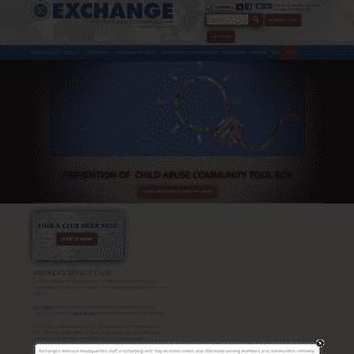 National Exchange Club (NEC) -