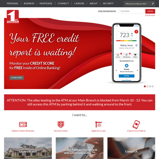 Home › First Federal Savings Bank Twin Falls