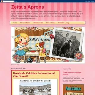 Zetta's Aprons