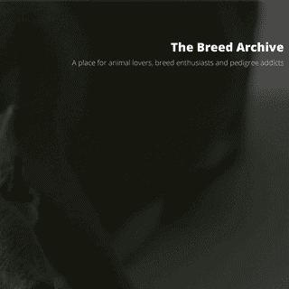 The Breed Archive