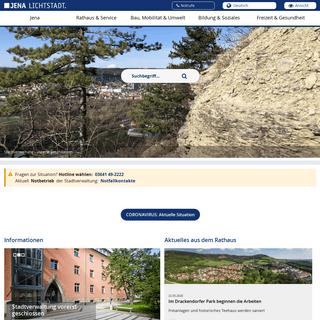 Startseite - Jena Lichtstadt
