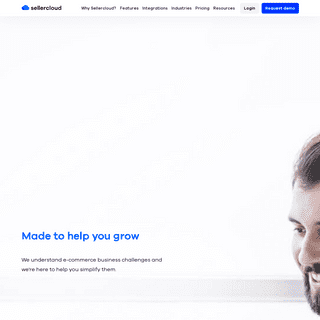 Omnichannel E-commerce Growth Platform - Sellercloud