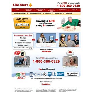 ArchiveBay.com - lifealert.com - LIFE ALERT official website - I've fallen and I can't get up!®