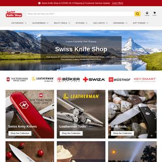 Swiss Knife Shop