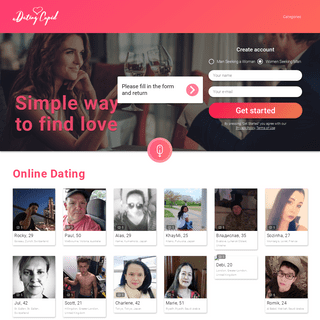 Online Dating Site - Free Online Dating Site for Singles