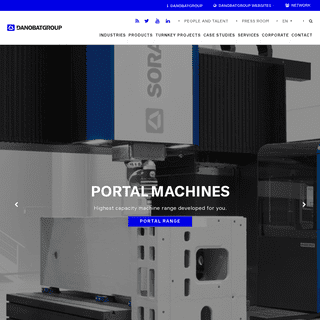Excellence in Machine Tools - DANOBATGROUP