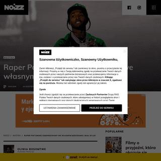 ArchiveBay.com - noizz.pl/muzyka/pop-smoke-zostal-zamordowany-we-wlasnym-mieszkaniu-mial-20-lat/l2xhx88 - Pop Smoke został zamordowany we własnym mieszkaniu, miał 20 lat - Noizz