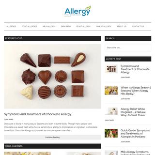 ArchiveBay.com - allergymedicationguide.com - Allergy Medication Guide - Allergy Medication Guide