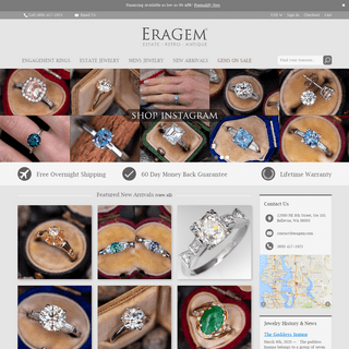 EraGem- Curated Fine Jewelry from Past to Present - Find Your Treasure
