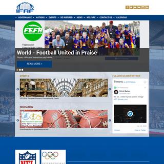 International American Football