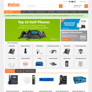 Asterisk Hardware, Phone Systems, IP Phones & VoIP Equipment - VoIPon Solutions