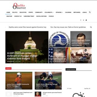 ArchiveBay.com - opelikaobserver.com - Opelika Observer - Opelika Community News