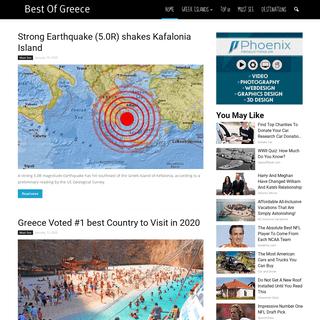 Best Of Greece - My WordPress Blog