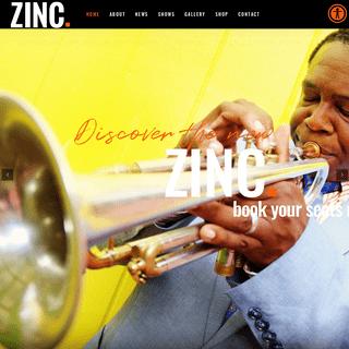 ZINC - Live Jazz, Latin & World Music Venue